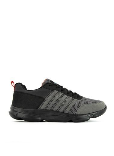 Slazenger Slazenger TORRES Koşu & Yürüyüş Erkek Ayakkabı K. Gri